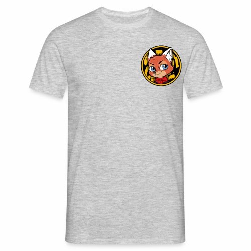 Ziegelzeig Sticker - Men's T-Shirt