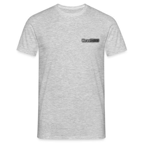 Werwolf25565 - Männer T-Shirt