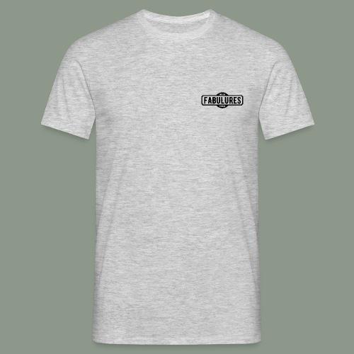 Fabulures Logo - T-shirt herr