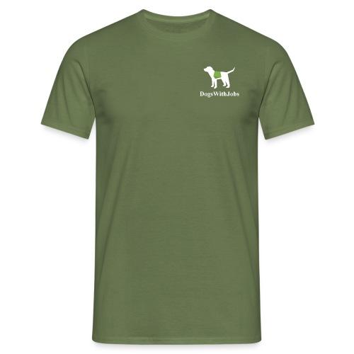 dwj weiss2b png - Männer T-Shirt