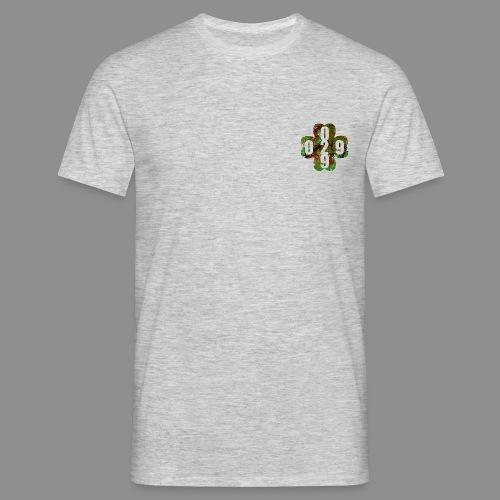 Kleeblatt - Männer T-Shirt
