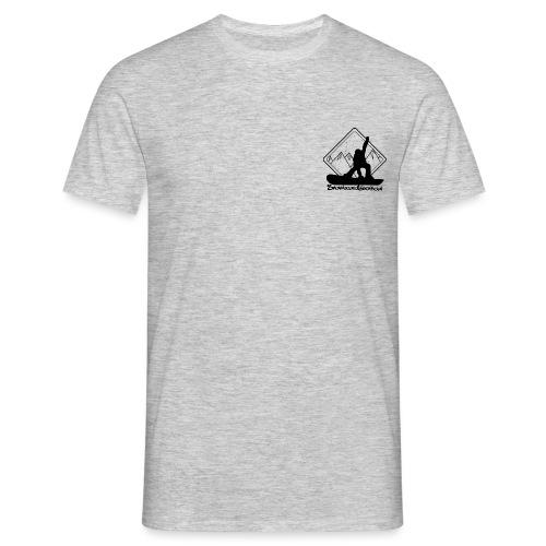 snowboardlife - Maglietta da uomo