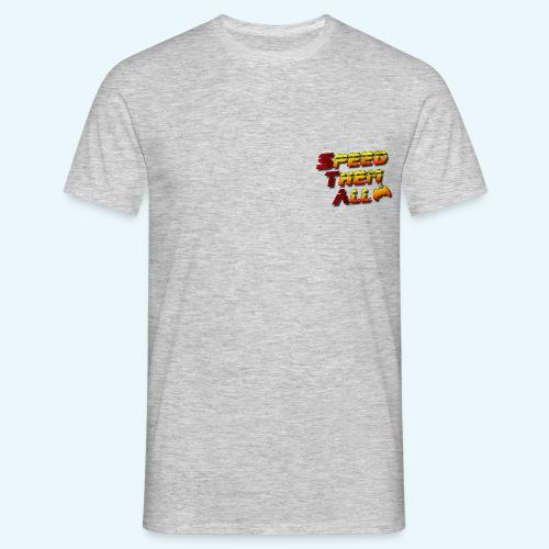 STA logo print - T-shirt Homme