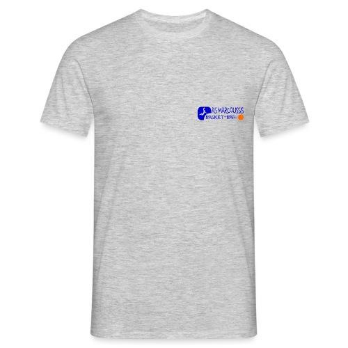 ASM BLEU - T-shirt Homme