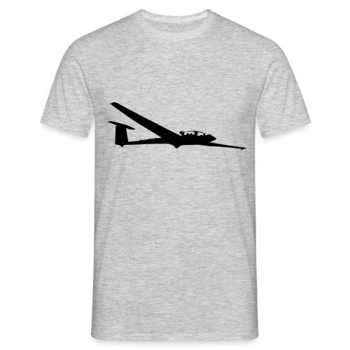 Zweefvliegtuig 21 - Mannen T-shirt