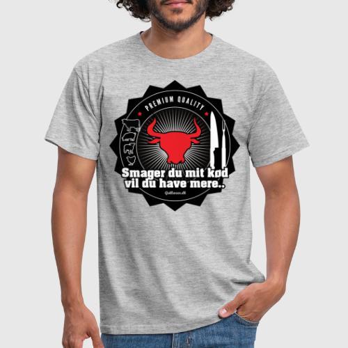 SMAGMITKØD png - Herre-T-shirt