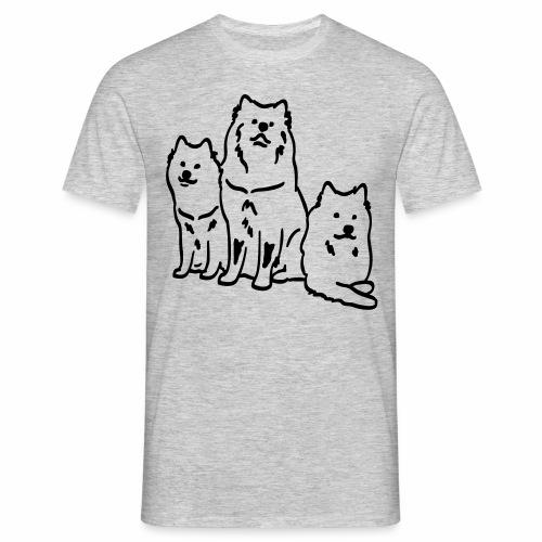 Wuppertatzen-Logo-dick2 - Männer T-Shirt