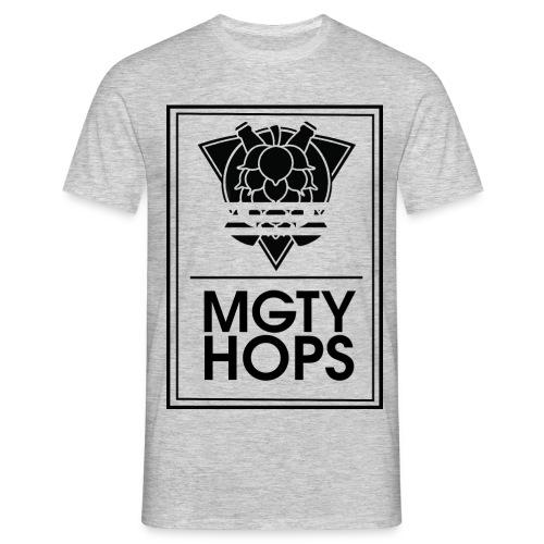 mghtyhops - T-shirt herr