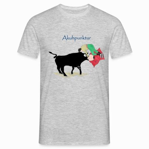 Akuhpunktur - Männer T-Shirt