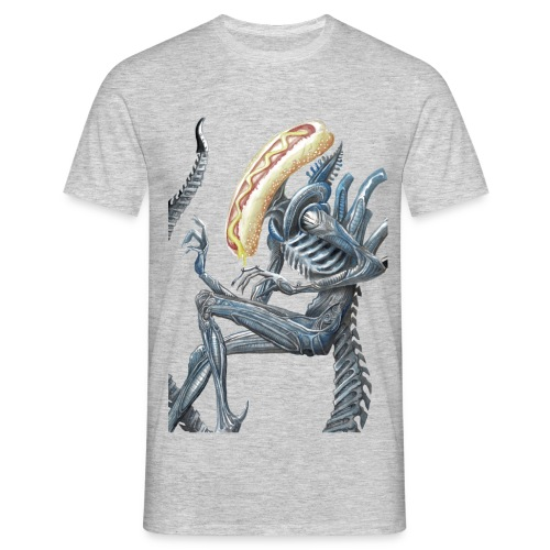 xen hot dog - Maglietta da uomo