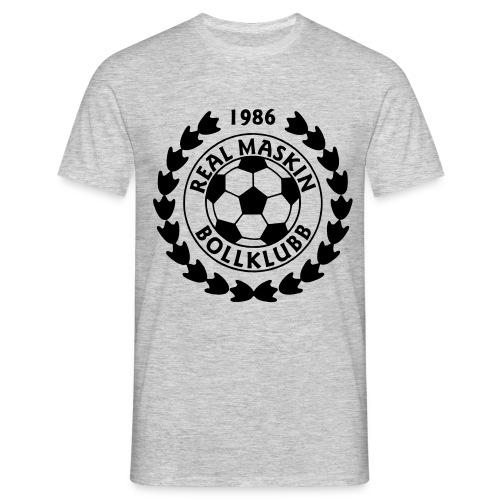 Real maskin BK - T-shirt herr