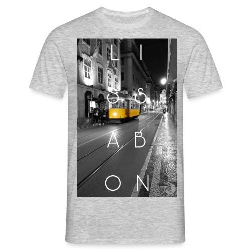 CITY Collection | Lissabon - Männer T-Shirt