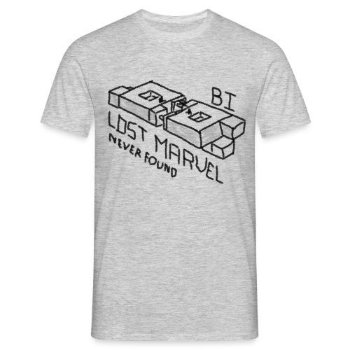 B1 - Lost - T-shirt herr