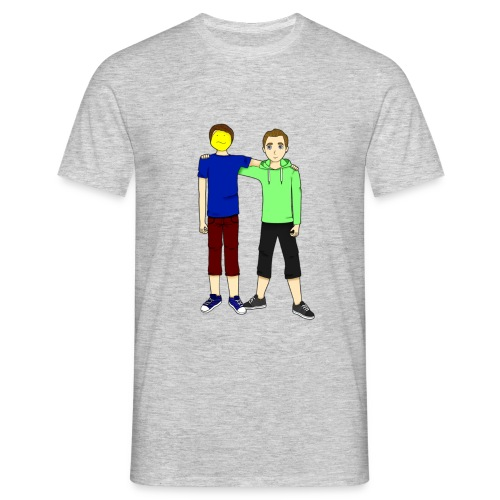 DaDaBa + XYClanKILLER2 / Männlich - Männer T-Shirt