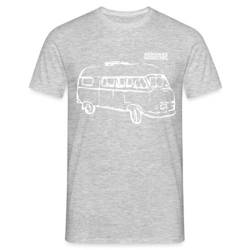 Hanomag Hansel - Mannen T-shirt