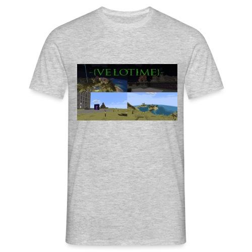 Velotime! - T-shirt herr