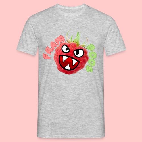 Framboos png - Mannen T-shirt