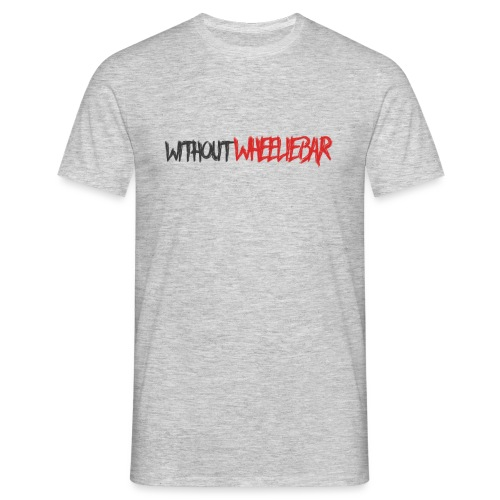 without wheeliebar 2 png - Männer T-Shirt