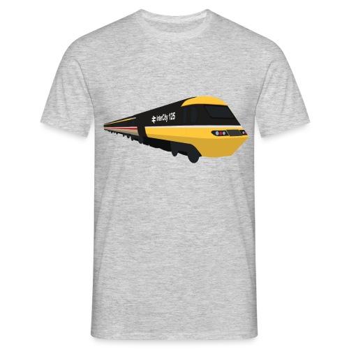 High Speed Train - Men's T-Shirt