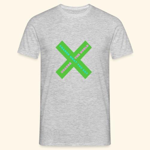 Vegan Day Tshirt - Men's T-Shirt
