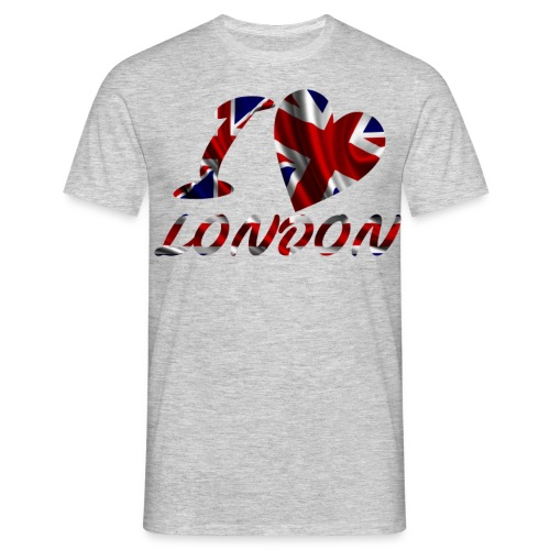 I Love London - Men's T-Shirt