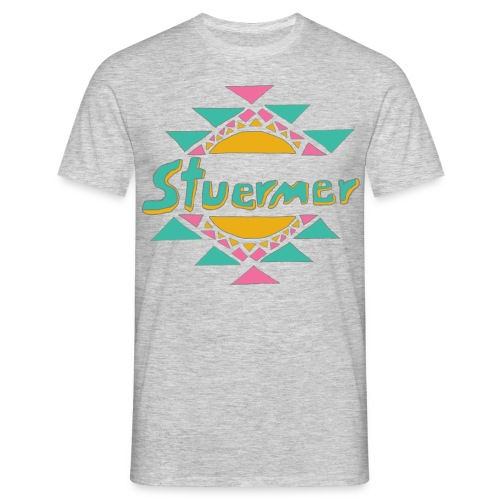 20292 2CStuermer Logo - Men's T-Shirt