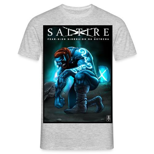 Saltire Invasion Gaelic - Men's T-Shirt