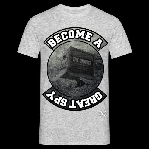 scu shirt mgs logo png - T-shirt Homme