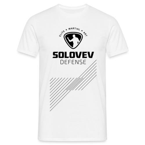 SD EMA back black - Männer T-Shirt