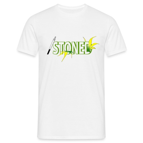 STONED - T-shirt Homme