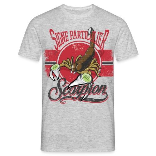 SCORPION signe particulier - T-shirt Homme