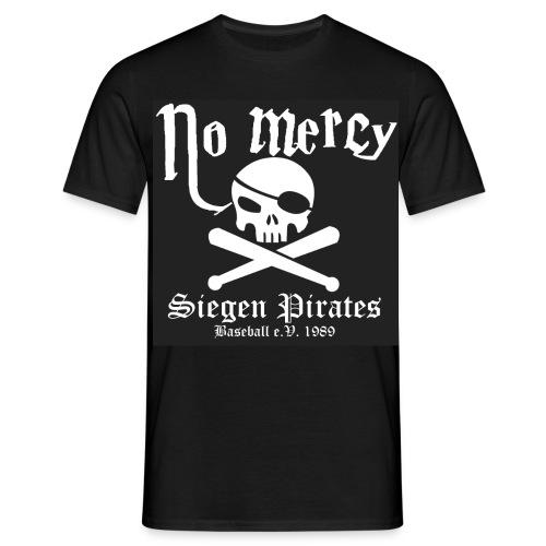 SIEGEN PIRATES [no mercy] - Männer T-Shirt