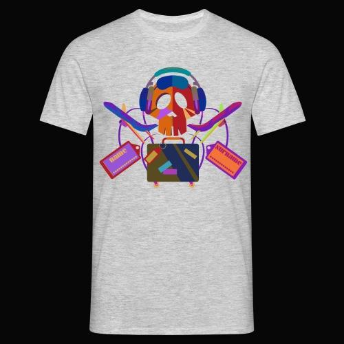 pirata viaggio - Maglietta da uomo
