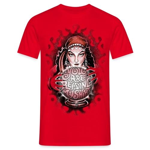 Crystal Ball - Men's T-Shirt