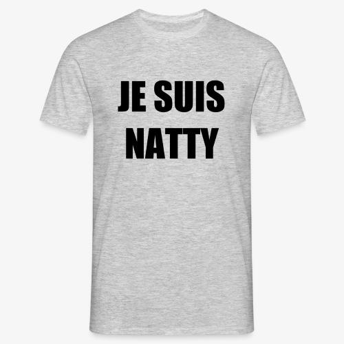 Je suis natty - T-shirt Homme