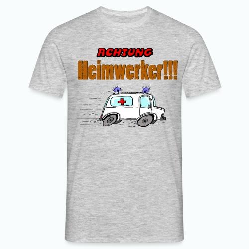 heimwerker1 - Männer T-Shirt