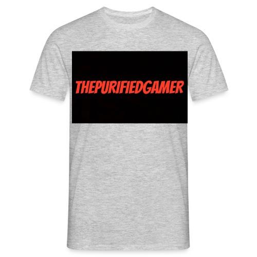 Black-windows_5429311 - Men's T-Shirt