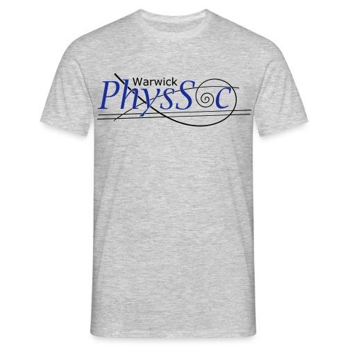 Official Warwick PhysSoc T Shirt - Men's T-Shirt