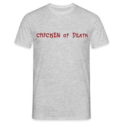 23 Chicken of death 3 gif - T-shirt Homme