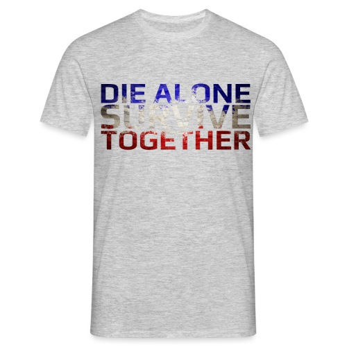 DAST RU png - Männer T-Shirt