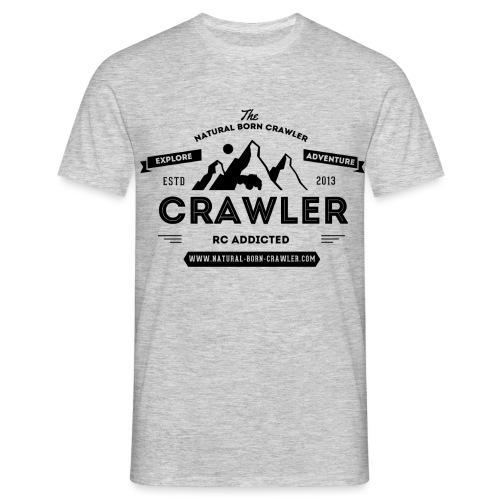 MountainJeepCrawler - Männer T-Shirt