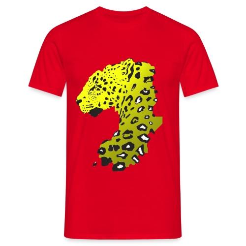 cheetah - Mannen T-shirt
