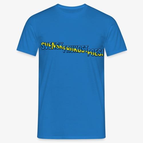 SFP Logotyp - T-shirt herr