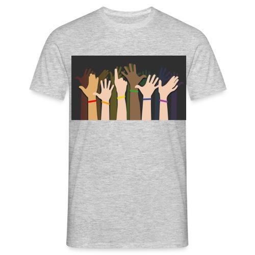 mains - T-shirt Homme