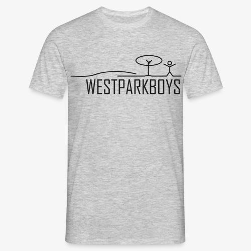 wpb_brust - Männer T-Shirt