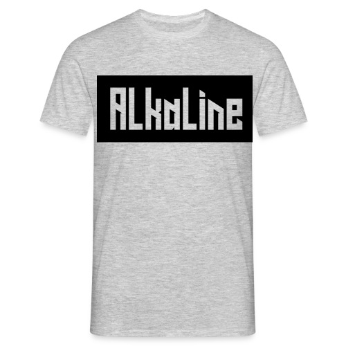 Alkaline shirt logo - Men's T-Shirt