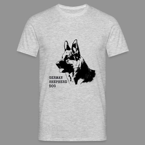 German Shepherd Dog - Men's T-Shirt