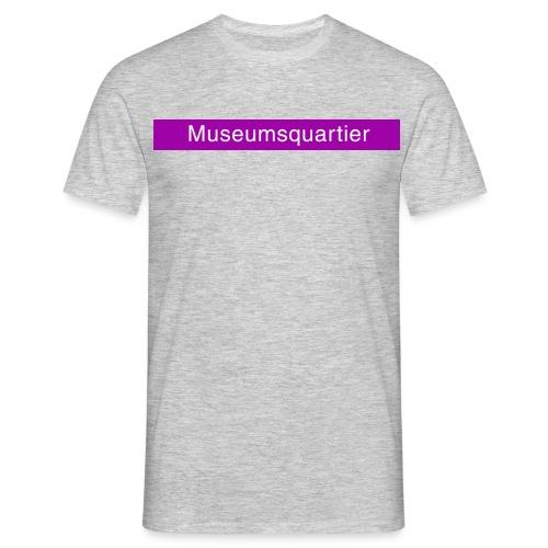 Museumsquartier - Männer T-Shirt