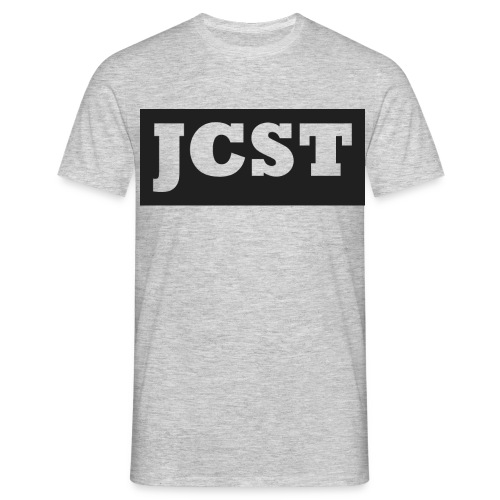 JCST Logo 1 - Men's T-Shirt