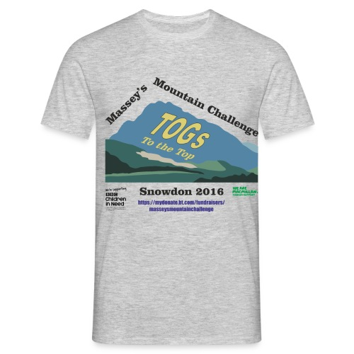 mmc - Men's T-Shirt